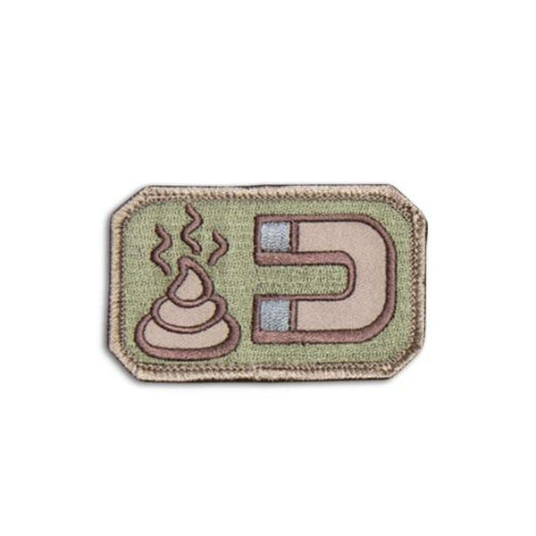 Shit Magnet Embroidered Patch Morale Patch® Armory