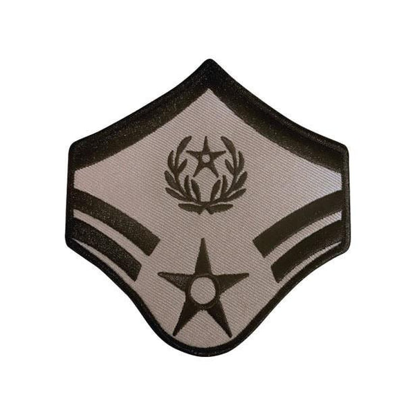 SrA Chief of The Air Force Embroidered Patch Morale Patch® Armory