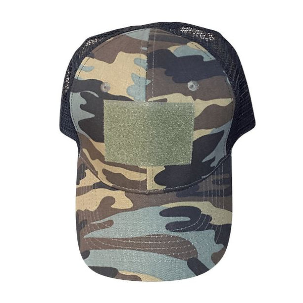 BDU Tactical Patch Hat (Mesh Back) Tactical Cap Morale Patch® Armory BDU