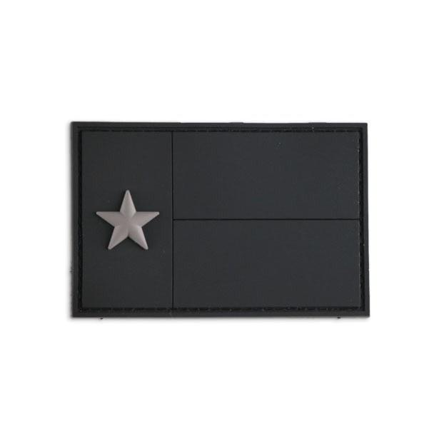 Texas Flag Murdered Blackout Patch