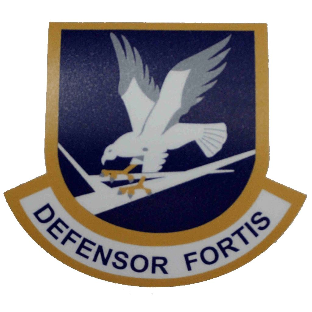 Defensor Fortis Flash Sticker/Decal Morale Patch® Armory
