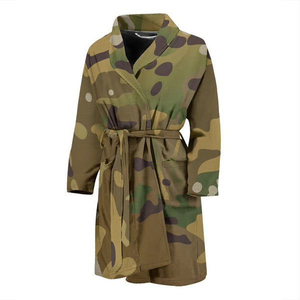 Multicam Bath Robe