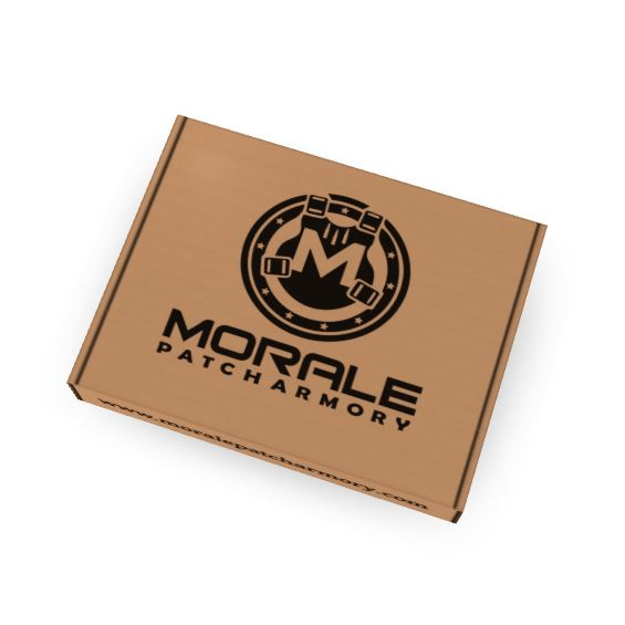Motherload of Morale Patches Mystery Box Morale Patch® Armory