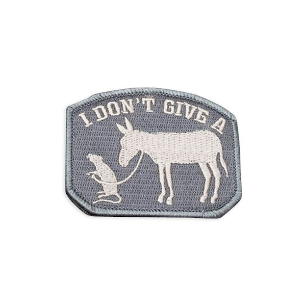 Rat's Ass Embroidered Patch Morale Patch® Armory