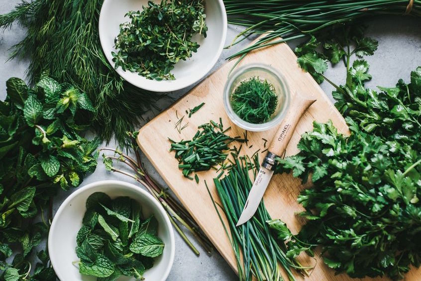 Beauty Foods: Greens Greens Greens