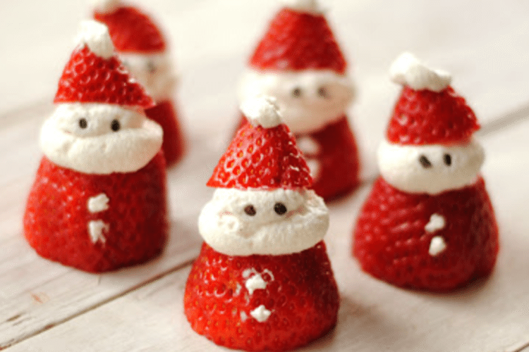Festive Food series - Alternative Yuletide Treats