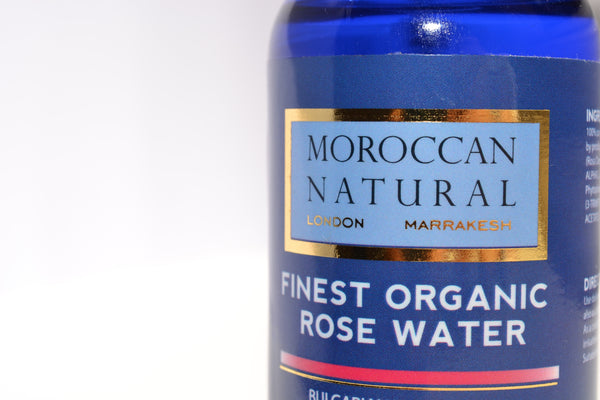 Finest Organic Bulgarian Rose Water