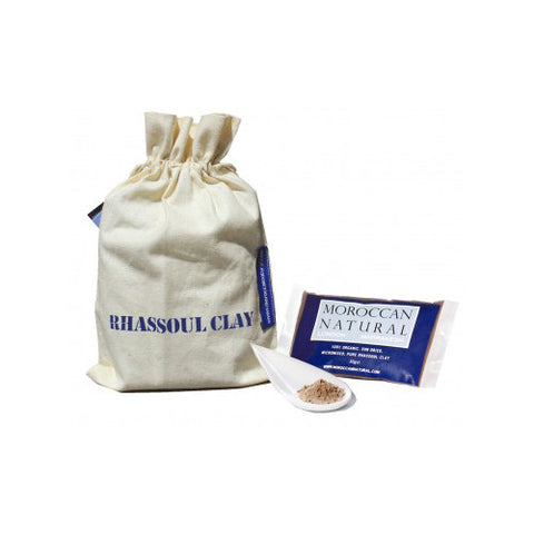 Natural Rhassoul Clay - 200g