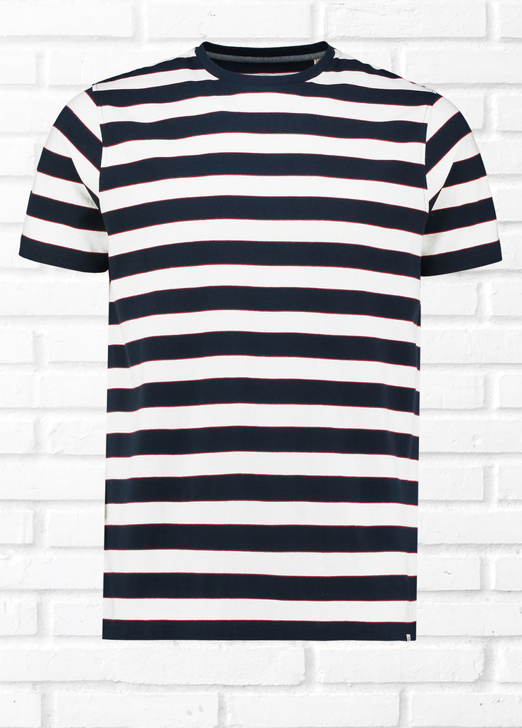 WEYMOUTH STRIPE TEE