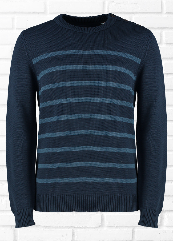 POWER STRIPE JUMPER