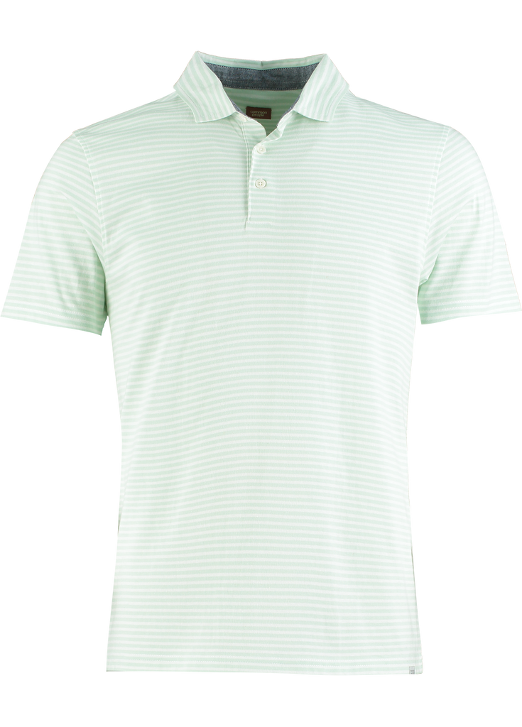 BOJO STRIPE POLO SHIRT