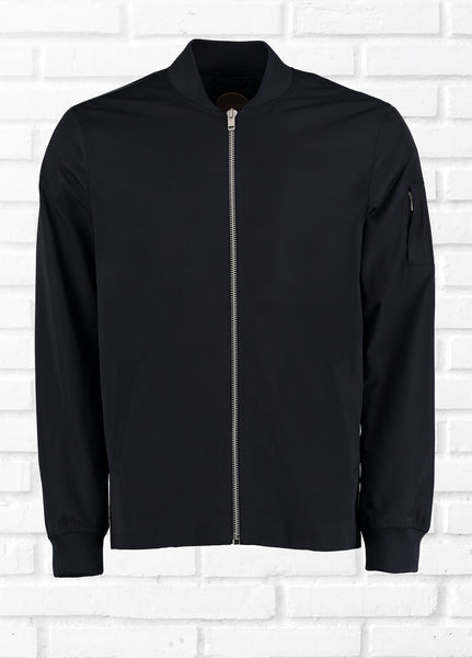 BASEBALL JACKET - NAVY