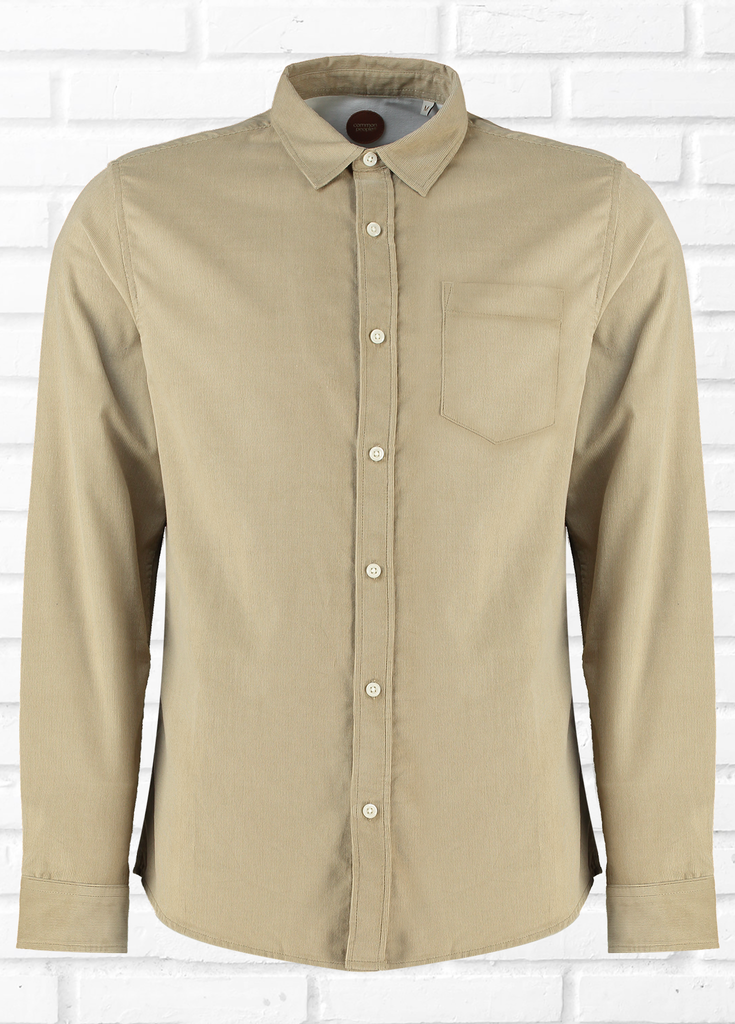 Will Long Sleeve cord shirt