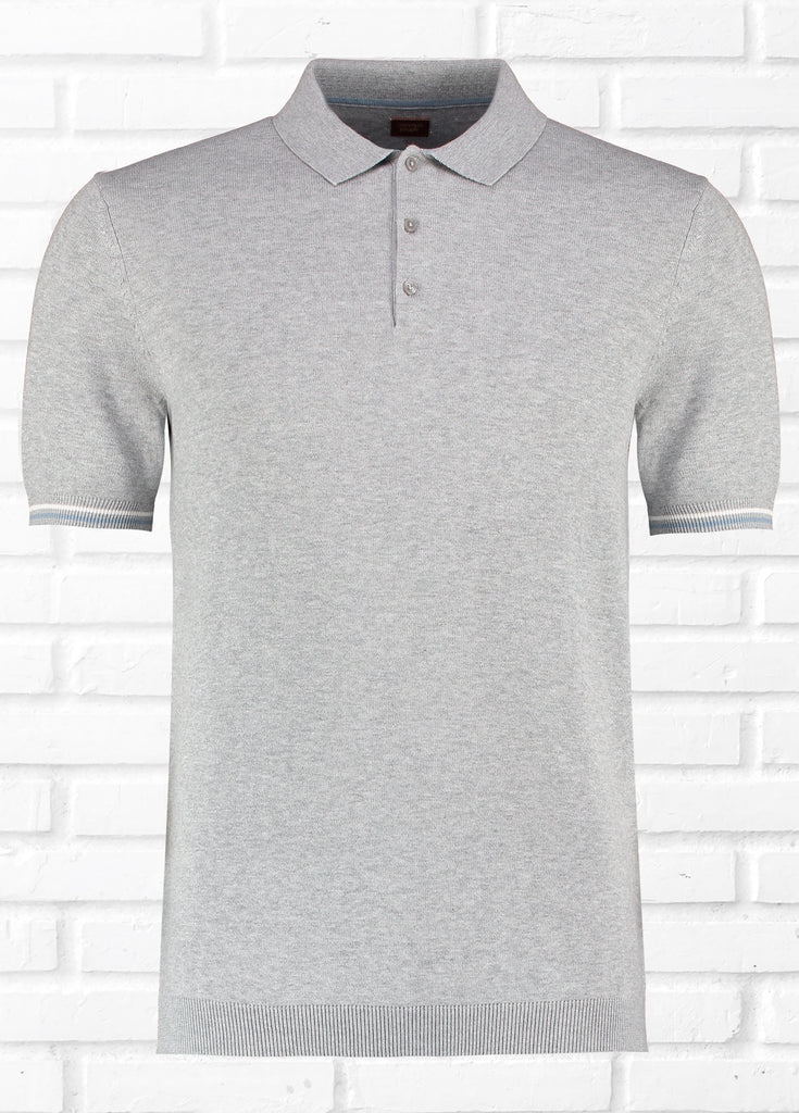 MELILLIA SS PLAIN KNIT POLO