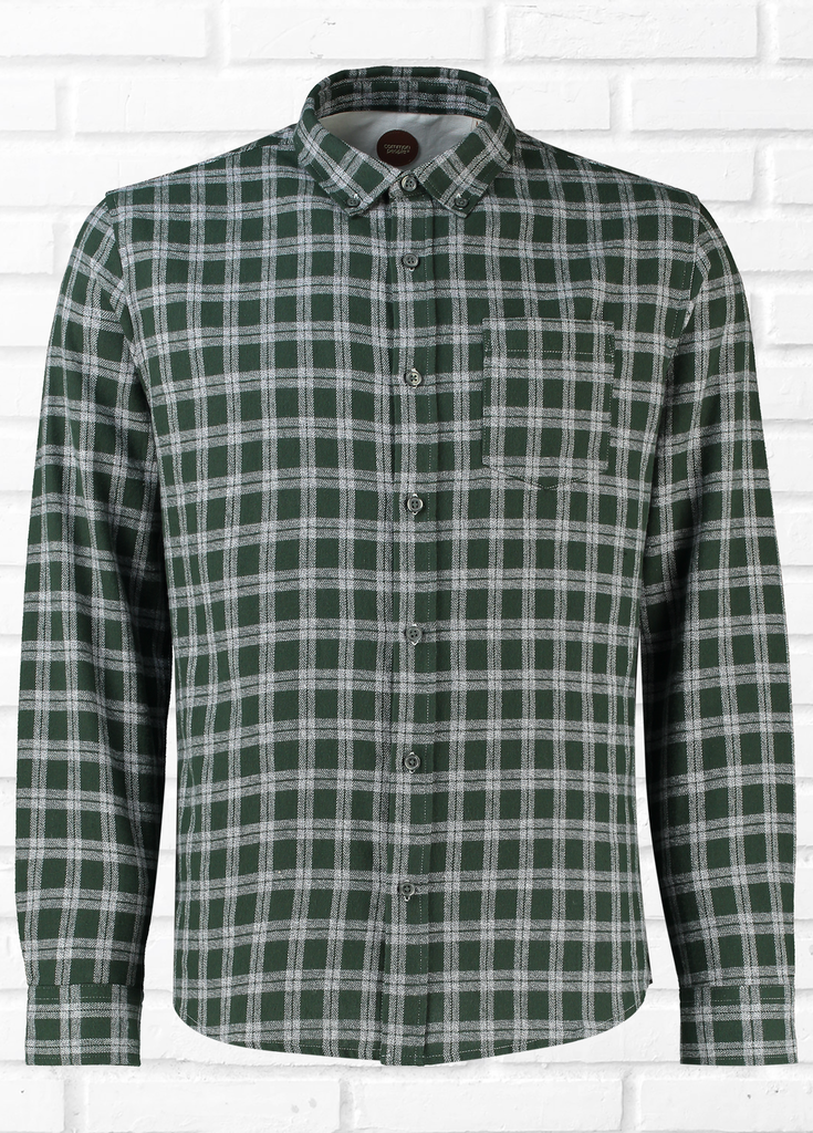 Coleman Long Sleeve Check Shirt
