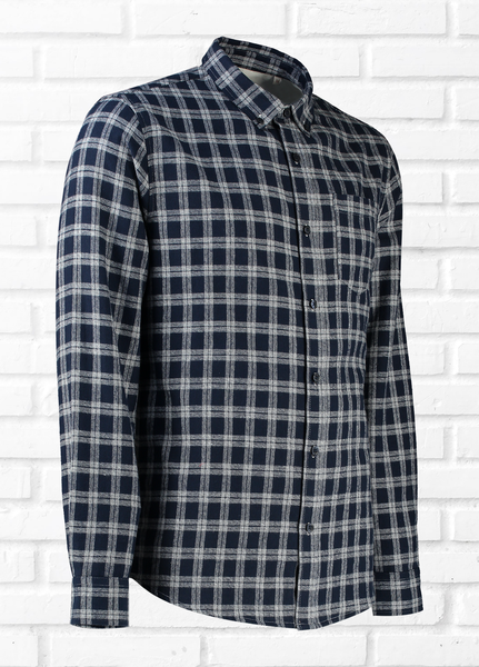 Richie Long Sleeve Check Shirt