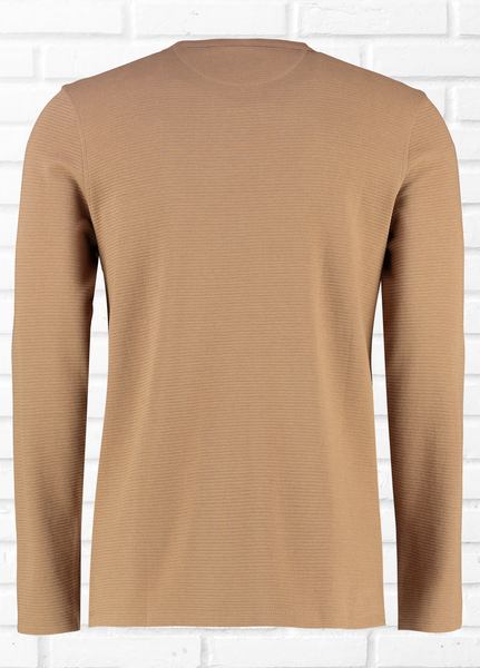 Wood Long Sleeve Tee
