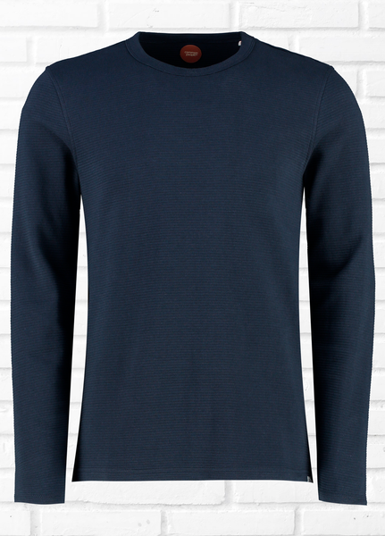 Max Long Sleeve Textured Tee