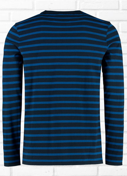 Lincoln Long Sleeve Stripe Tee