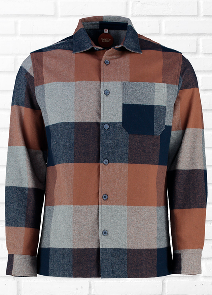 Goode Check Overshirt