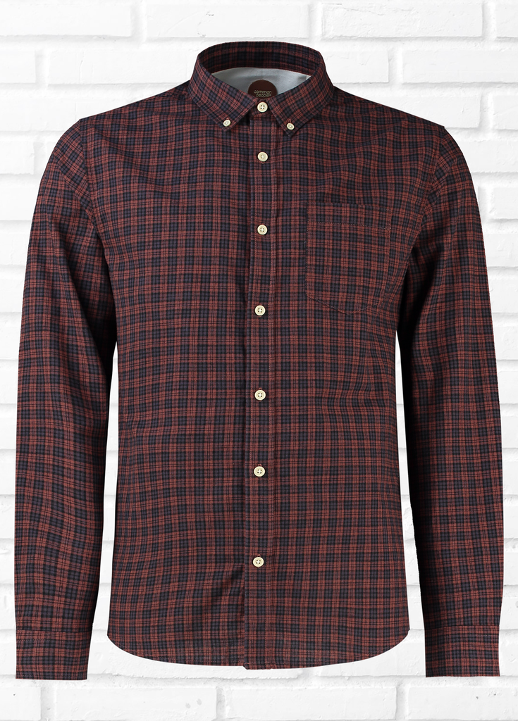Moran Long Sleeve Check Shirt