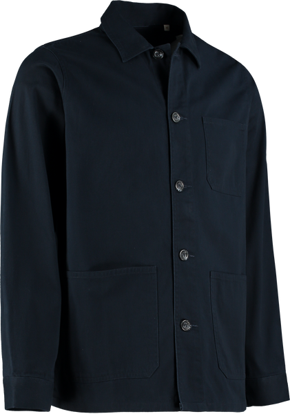 STANLEY 3 POCKET OVERSHIRT NAVY