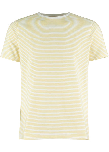 HATFIELD TEXTURED T-SHIRT