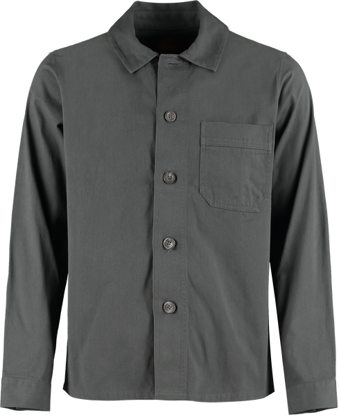 SMITH BLACK OVERSHIRT