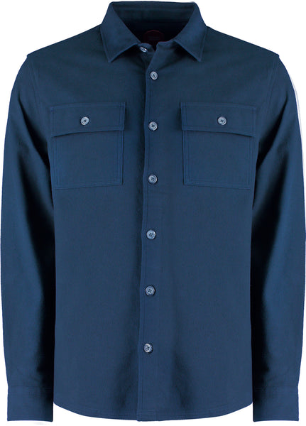 MARCHER OVERSHIRT - NAVY