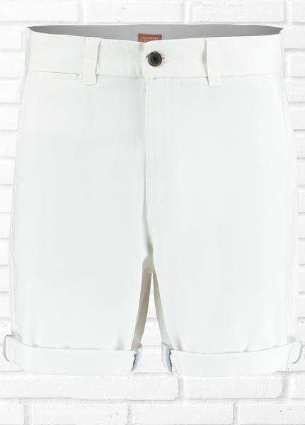 SOUTHEND WHITE CHINO SHORTS