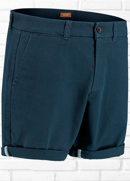 SOUTHEND NAVY CHINO SHORTS