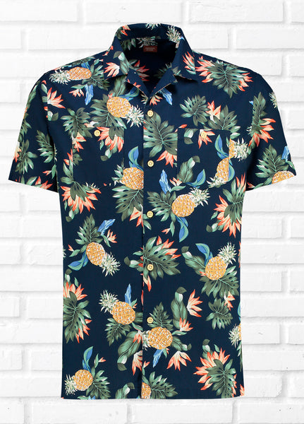 PINEAPPLE SS PRINTED SHIRT