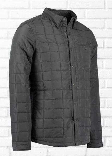 ROBERT QUILTED SHACKET