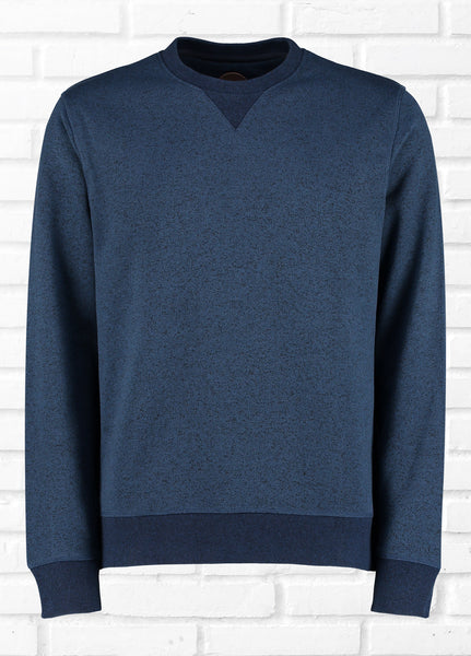 ENFIELD NAVY MIX SWEAT
