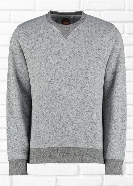 ENFIELD GREY MIX SWEAT