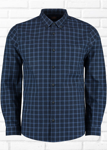 GRANBY LONG SLEEVE CHECK SHIRT