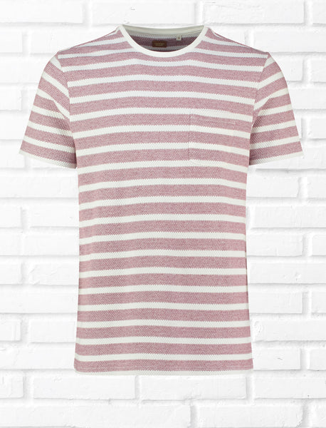 ST IVES TEXTURED TEE