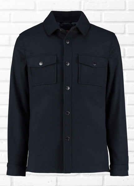 GANNET NAVY SHACKET