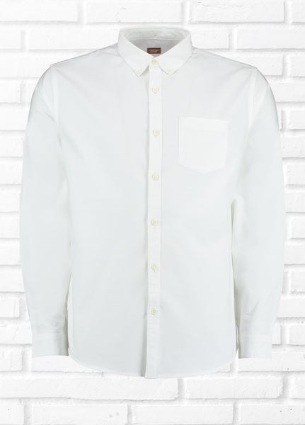 BATHURST LONG SLEEVE OXFORD SHIRT