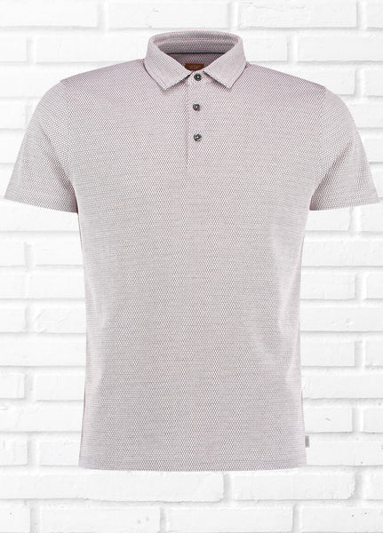 BORTY TEXTURED POLO