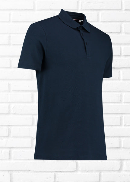 HAYLE TEXTURED POLO