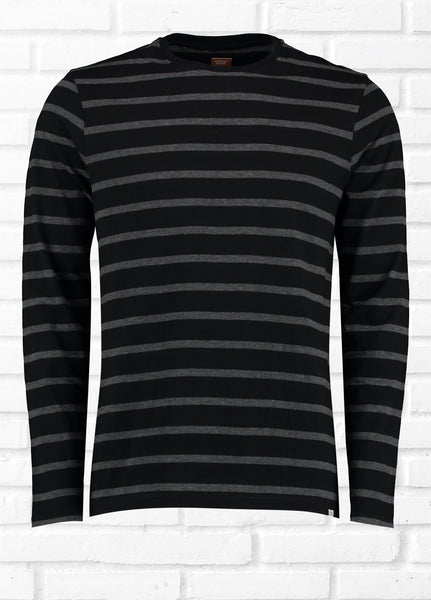 DORSET LONG SLEEVE STRIPE TEE