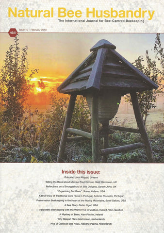 Natural Bee Husbandry Magazine, Issue 10 - February 2019