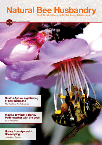Natural Bee Husbandry Magazine, Issue 14 - February 2020