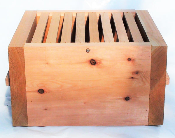Warré Hive Box - Copyrights RebelBees 2016