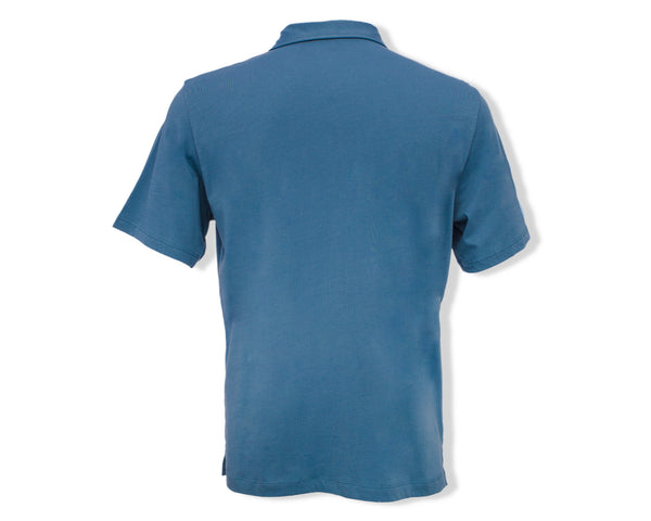 The Alexander Polo - French Blue