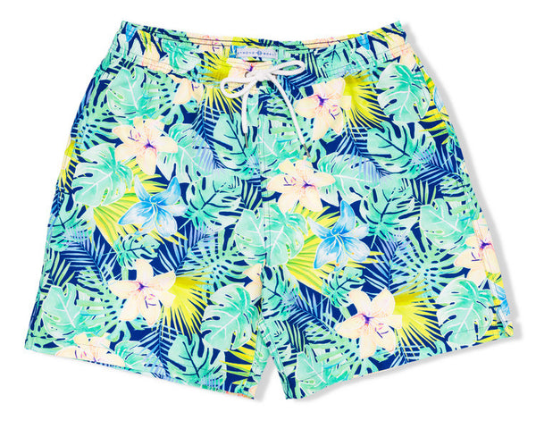 Classic Swim Trunk Key Largo