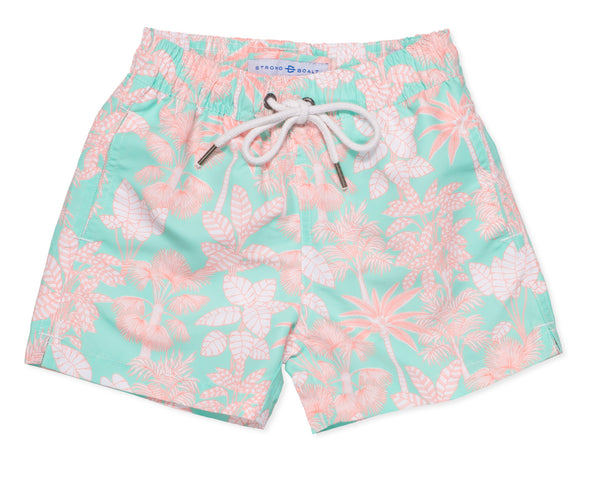 NEW - Boys Classic Swim Trunk Paradise - Aquis