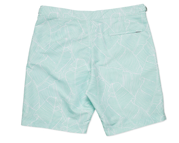 NEW - The Hybrid Short 2.0 Banana Palm - Aquis