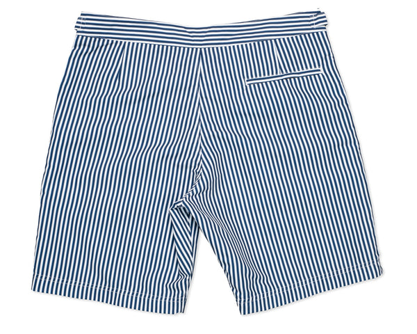 NEW - The Hybrid Short 2.0 - Amanda Blue/White